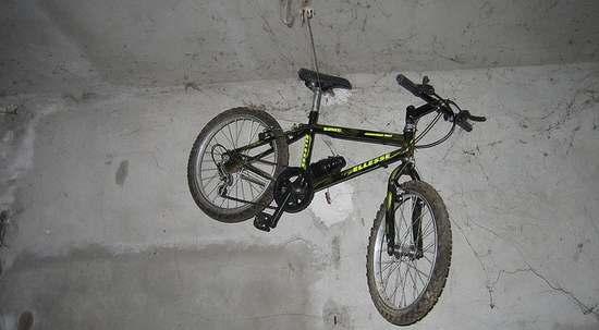 latający rower