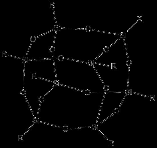 Struktura przestrzenna RSiO3/2